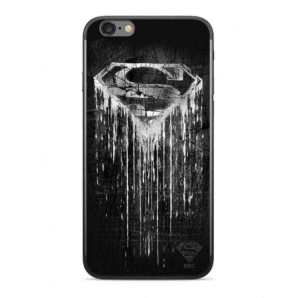 Silicone cover DC Superman for Huawei P40 PRO Multicolour