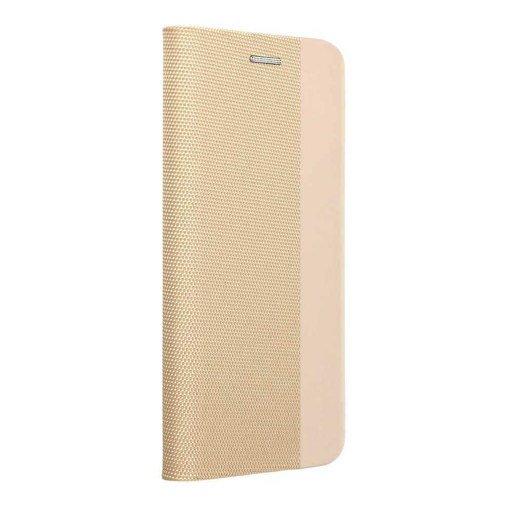 Sensitive Book for Apple iPhone 13 Pro Max Wallet cover Gold