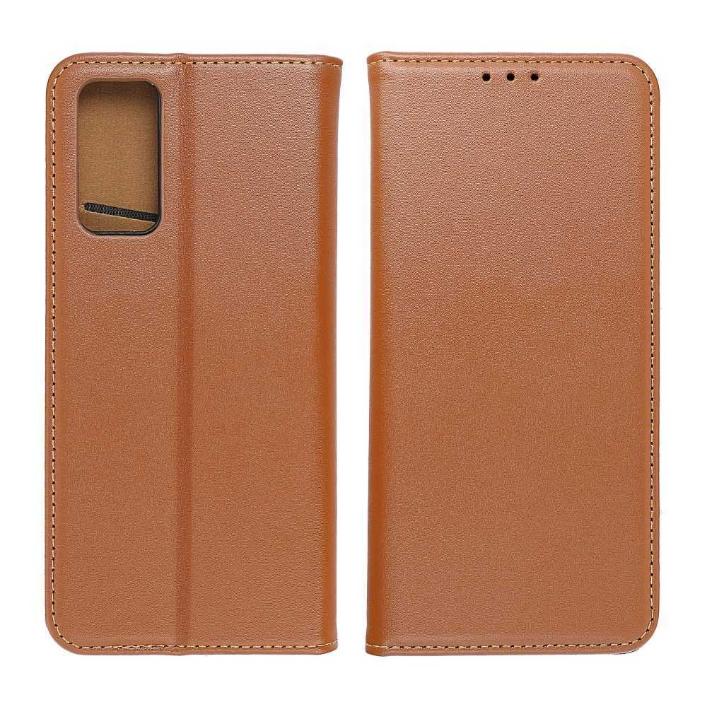 Leather Forcell case SMART PRO for IPHONE 13 PRO MAX brown